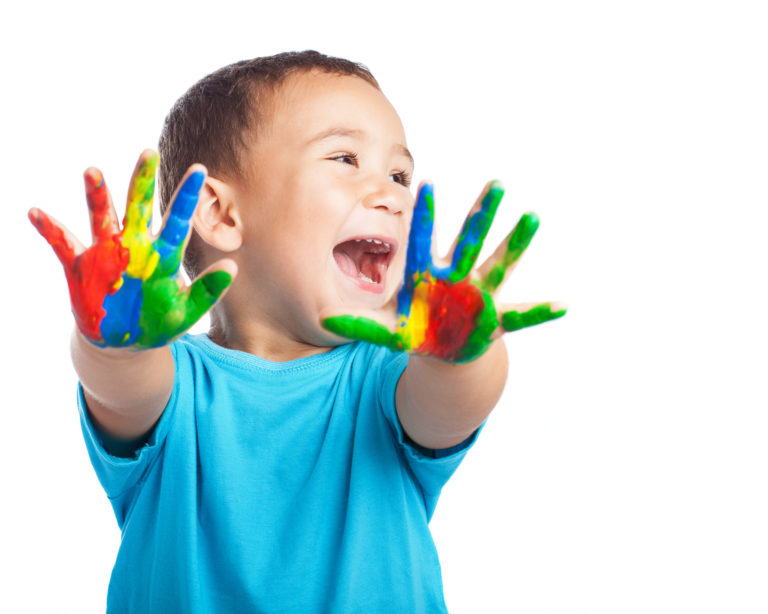 boy-with-painted-hands